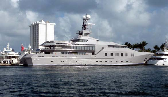 Buy Explorer Yachts- Harbor View Expedition Yachts