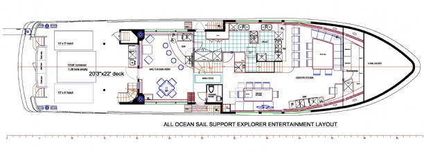 All Oceans Yacht 103