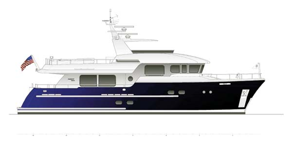 Overing Expedition Yacht 75