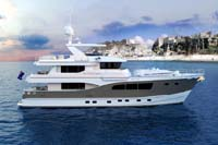 New All Ocean Yachts 90