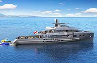 Click for AOY-Bray 132 Expedition Yacht