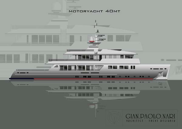 Nari Concept Expedition Motor Yachts