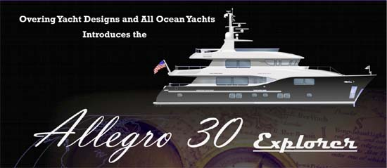 Overing Expedition Yacht Allegro 30