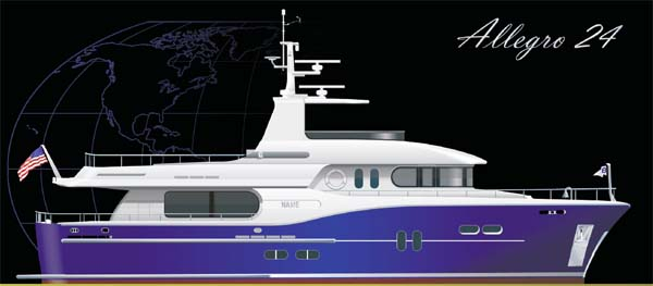 Overing Expedition Yacht 78