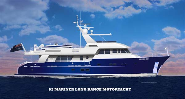 Overing Expedition Yacht 90