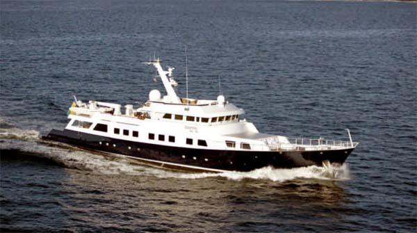 Expedition Yacht Nes 152 Custom Chantal Ma Vie Sold