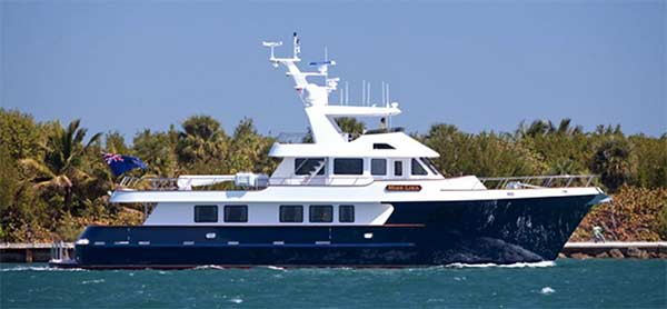 Inace Yachts Boundless Sold