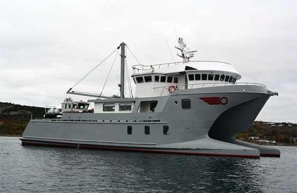 90 Ocean Voyager Catamaran Report   Buy Explorer Yachts