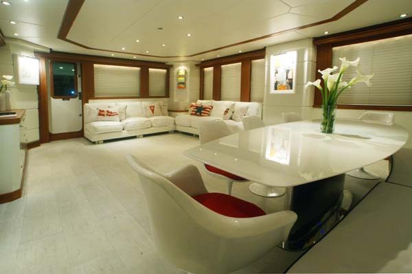 Expedition Yacht Inace 100 Beyond Delivered