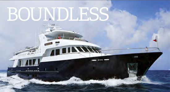 Showboats International Features Inace 100 in Magazine Article