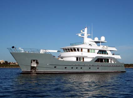 Pros - cons- Conversion versus New Build Explorer Yachts