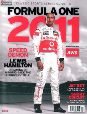 Classic Sports Series Features AOY 90 in F1 2011 Edition