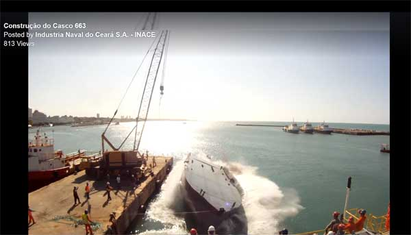 Video of Inace Yachts 90 Explorer