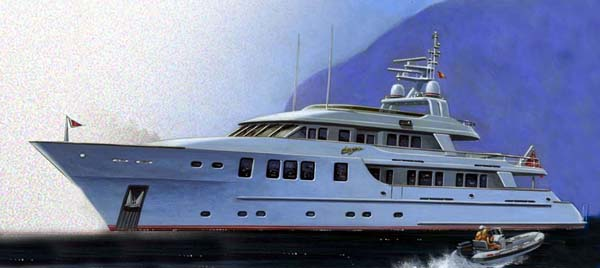 111 Foot Inace Yacht Explorer