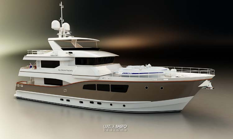 Inace Expedition Yachts