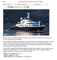 Boat International Top 20 Expedition Yachts