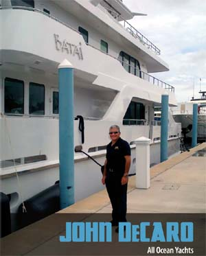 John DeCaro On Being A Yacht Broker