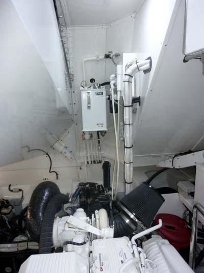 Boat Engine Room: Explorer Yachts News- Engineering Details