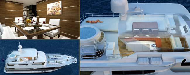 Superyacht World Magazine Aoy 90 Superyacht World