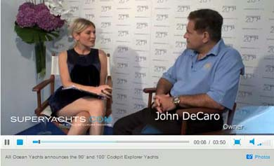 Superyachts.com Interview with John DeCaro