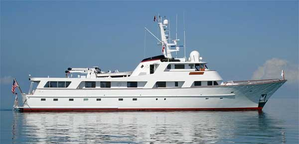 HARGRAVE MOTHERSHIP/ EXPEDITION YACHT for Sale