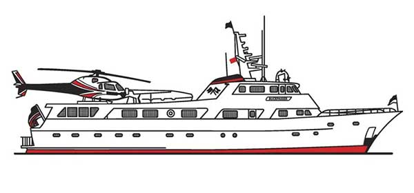 Expedition Yacht Buckpasser