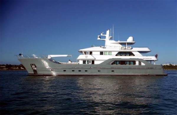Buy Explorer Yachts   Expedition Trawler Boats