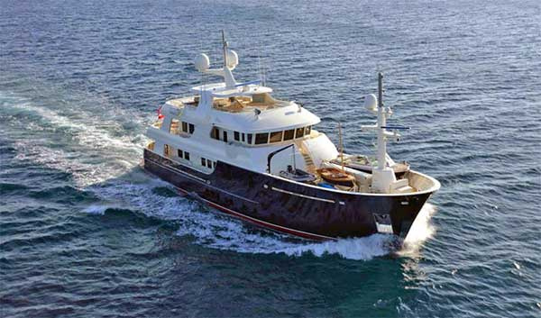 NEWCASTLE MARINE EXPEDITION YACHT for Sale