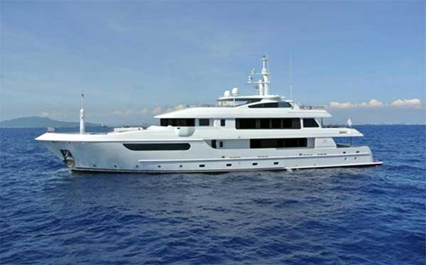 EP150 MEGA EXPLORER YACHT for Sale