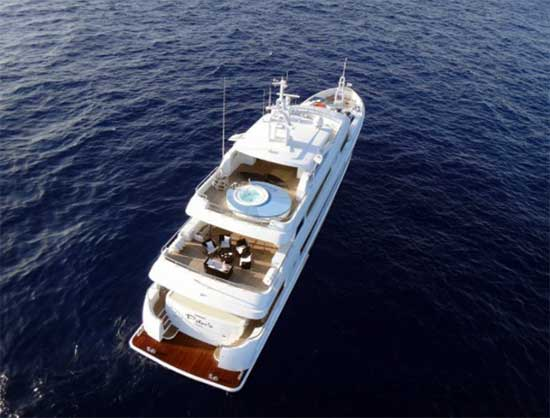 EP150 EXPLORER YACHT for Sale Over View