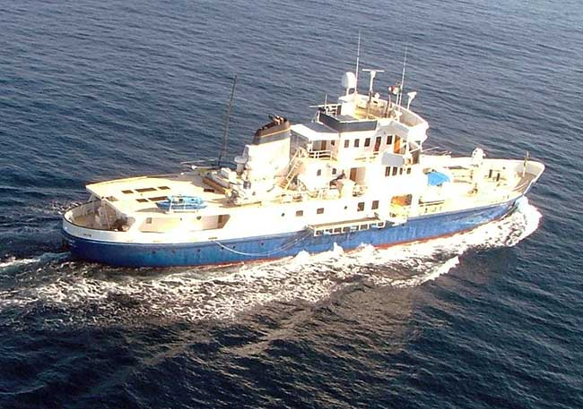 169 expedition yacht and explorer ship Beauport for sale