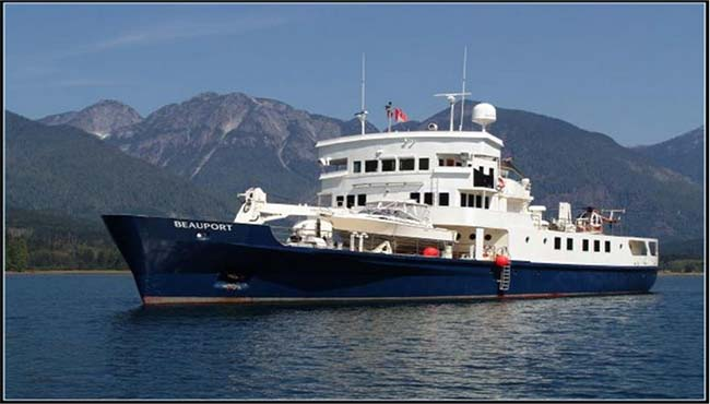 169 expedition yacht Beauport for sale