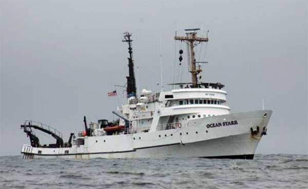 Expedition Yacht for Sale Ocean Starr