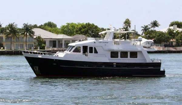 54 VRIPACK Yacht for Sale