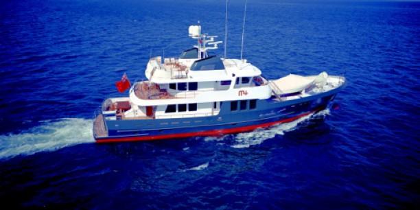 Buy Explorer Yachts M4