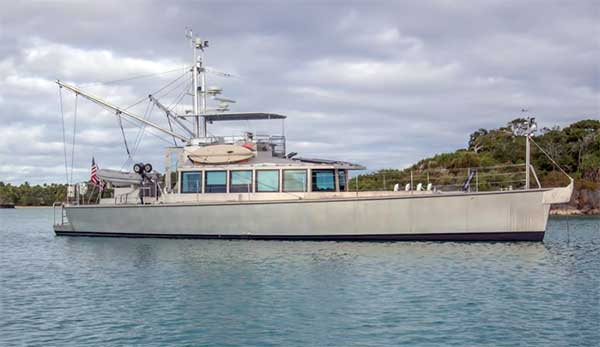 65 Expedition Yacht for Sale