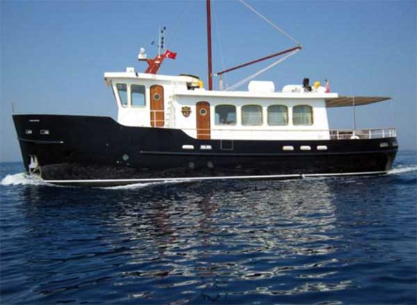 66 ATLANTIC YACHTS for sale