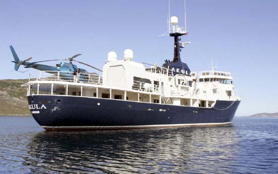 Expedition Yacht Akula