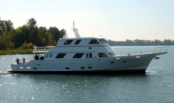 Explorer Yachts Used Boat Archive