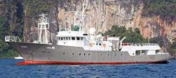 133 Conversion Expedition Yacht SENSHU MARU