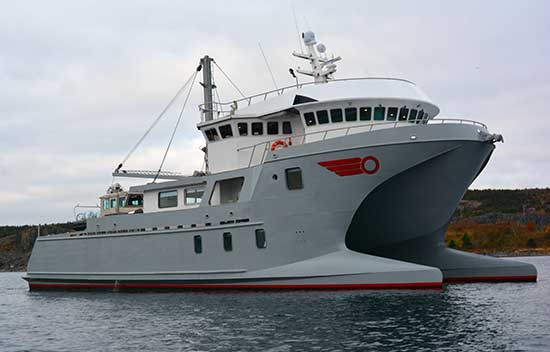 Expedition Yacht Rouge for Sale