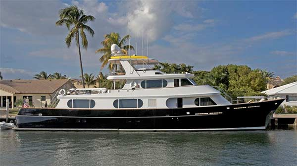100 Stephens expedition yacht Bravo for sale