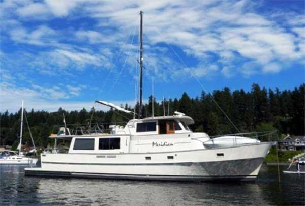 Meridan 53 Yacht for Sale