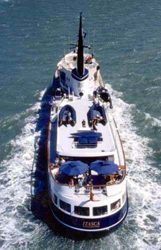 Mega Explorer Yacht Itasca