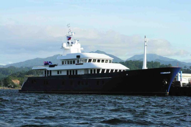 Expedition Yacht for Sale- NORTHERN SUN