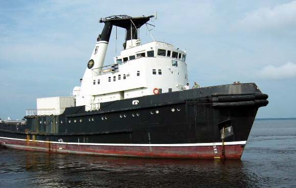 EX OCEAN GOING TUG YACHT CONVERSION PROJECT Robust