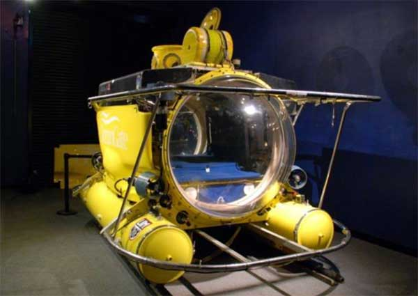 Perry 5 Person Submarine for Sale