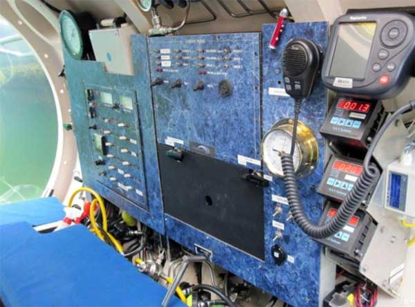 Perry Submarine Instrumentation for Sale