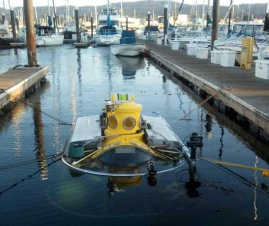 Perry Submarine for Sale