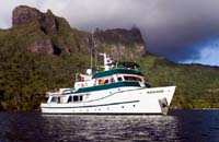 Tahiti Holiday Charters on Askari